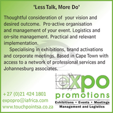 Advert for Expo Promotions