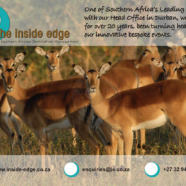 Advert for Inside Edge