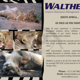 Advert for Walthers
